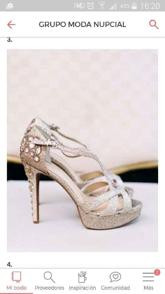 Quiero estos zapatos! - 1