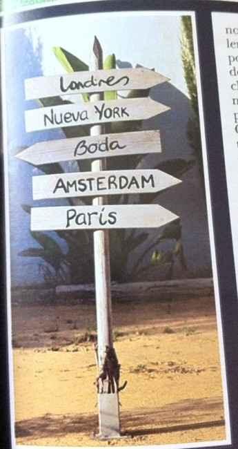 Carteles nombres ciudades  - 1