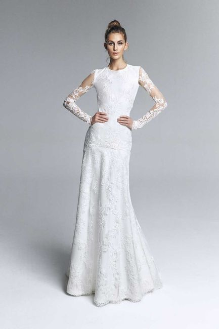 8 vestidos de novia VICTORIA de Vicky Martin Berrocal 1