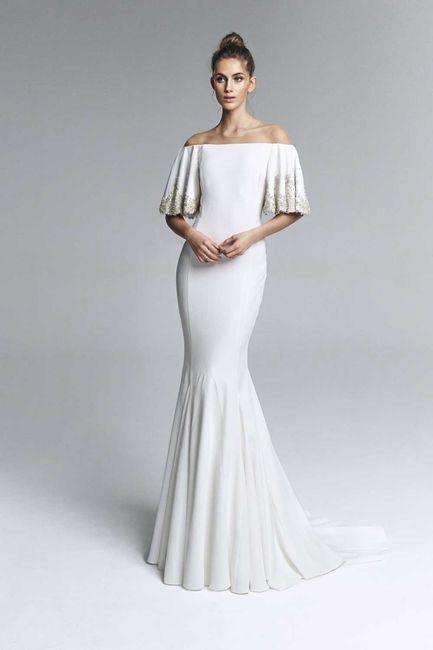 8 vestidos de novia VICTORIA de Vicky Martin Berrocal 2