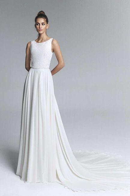 8 vestidos de novia VICTORIA de Vicky Martin Berrocal 3