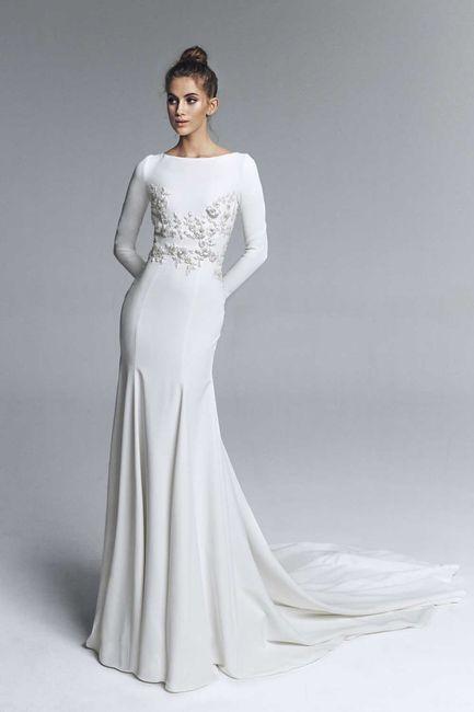 8 vestidos de novia VICTORIA de Vicky Martin Berrocal 4