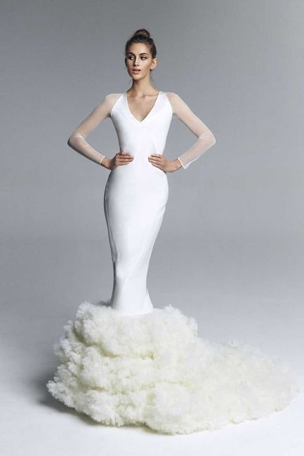 8 vestidos de novia VICTORIA de Vicky Martin Berrocal 5