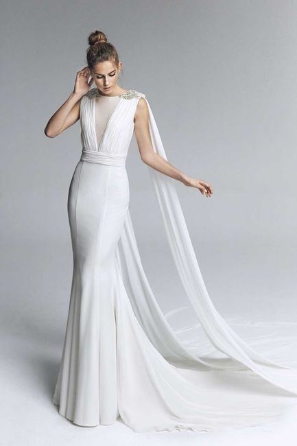 8 vestidos de novia VICTORIA de Vicky Martin Berrocal 6