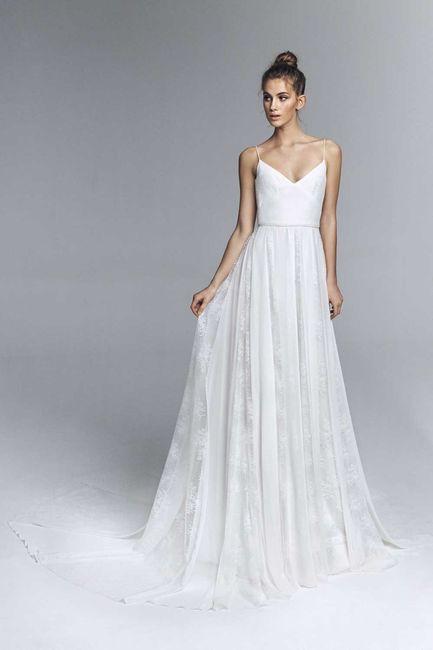 8 vestidos de novia victoria de vicky martin berrocal - moda nupcial