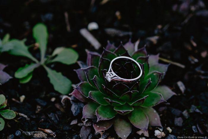 Yo hubiera escogido otro anillo: ¿verdad o mentira? 💍 1