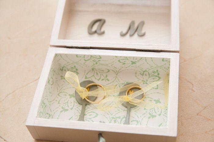 Los anillos: ¿Con el corazón o con el bolsillo? 1