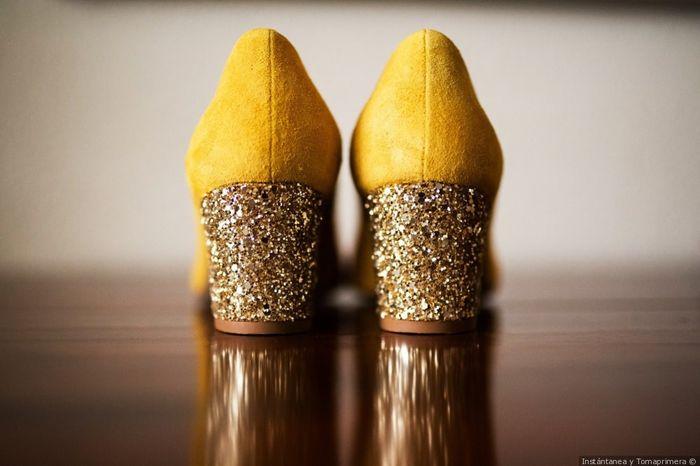Estos zapatos: ¿Mucho, poco o nada? 2