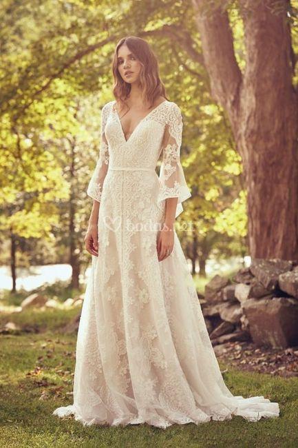 ¿Te casarías con un vestido de otra temporada? 1