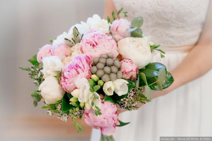 5 tipos de ramos de novia que te encantarán: ¡CLICK aquí! 💐 1