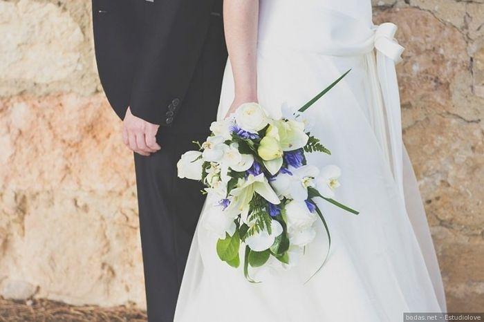 5 tipos de ramos de novia que te encantarán: ¡CLICK aquí! 💐 4