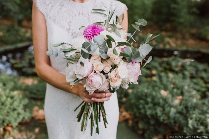 5 tipos de ramos de novia que te encantarán: ¡CLICK aquí! 💐 5