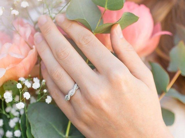 ¿Acertó con el anillo? 1