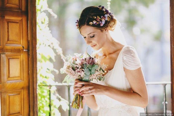 ¿Te casarías sin una gota de maquillaje? 1