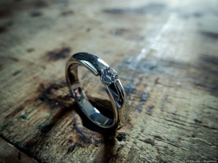Pedida: ¿Con o sin anillo? 💍 1