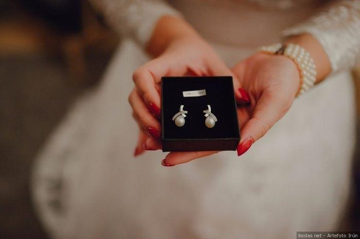 🔴 Las perlas son para novias. ¿Verdad o mentira? 1