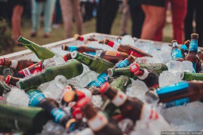 Cerveza en la boda: ¿SÍ o NO? 🍺 1