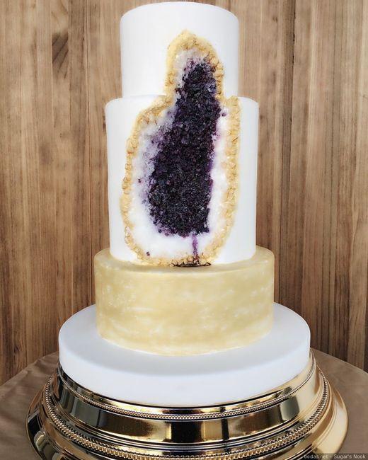 ¡8 dulces propuestas para tu tarta de bodas! 🍰 - 6