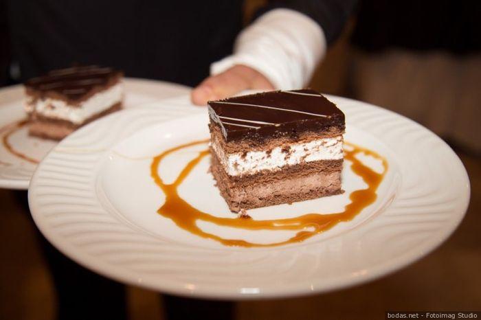 ¡8 dulces propuestas para tu tarta de bodas! 🍰 - 8