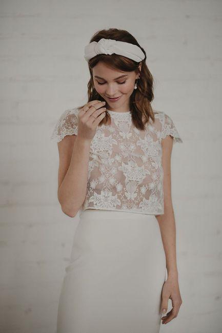 ¿En tu boda habrá encaje? 1