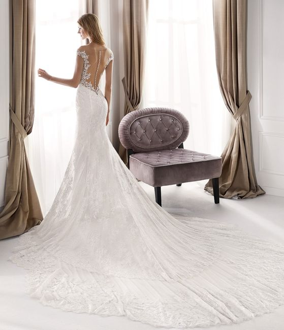 ⚡ ENCUESTA ⚡ ¿Quieres un vestido con cola? - 1