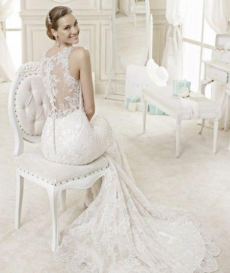 vestido novia franc sarabia berta penhalta