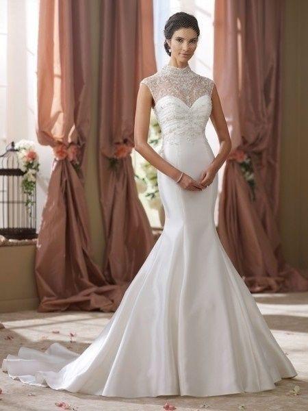Vestidos de novia David Tutera for Mon Cheri: ¿Cuál llevarías en tu ...