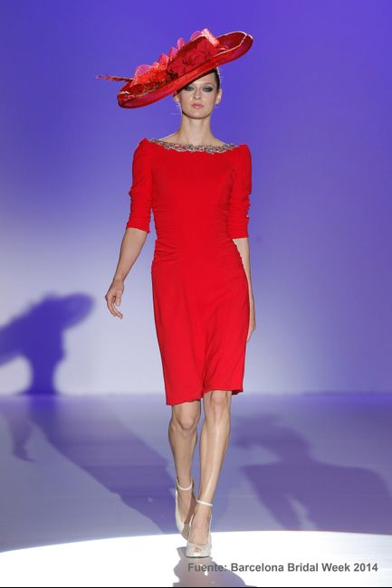 8 vestidos rojo pasión para tu look de invitada! - Moda nupcial ...