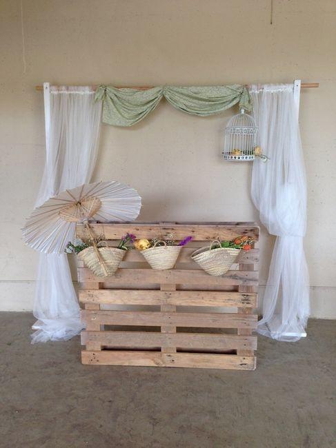 Decora tu boda con capazos organizar una boda foro for Photocall boda vintage