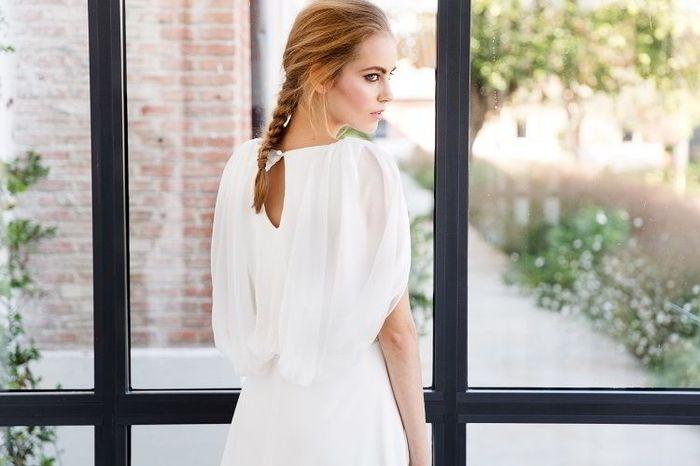 swans, la colección de novias prèt-à-porter 2015 de david christian