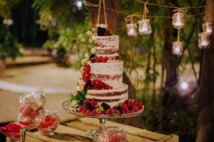 ¡8 dulces propuestas para tu tarta de bodas! 🍰 - 1
