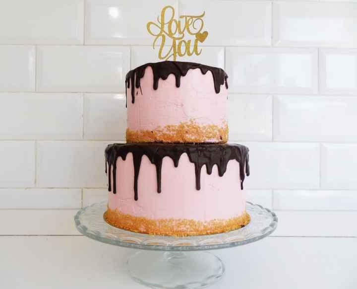 ¡8 dulces propuestas para tu tarta de bodas! 🍰 - 2