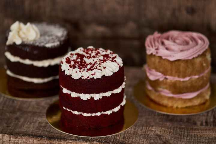 ¡8 dulces propuestas para tu tarta de bodas! 🍰 - 3