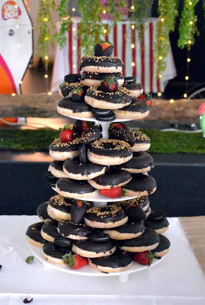¡8 dulces propuestas para tu tarta de bodas! 🍰 - 4