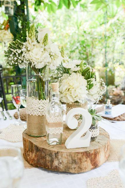 22 ideas para decorar tu boda con tela arpillera for Ideas para decorar una boda