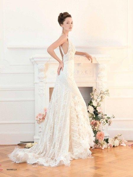 10 vestidos de novia estilo años 30: ¿cuál votas? - moda nupcial