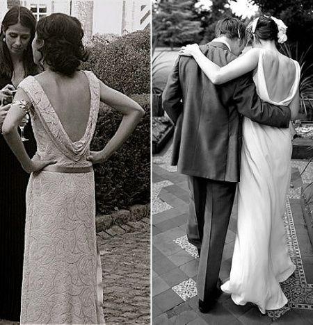 10 vestidos de novia estilo años 40: ¿cuál votas? - moda nupcial