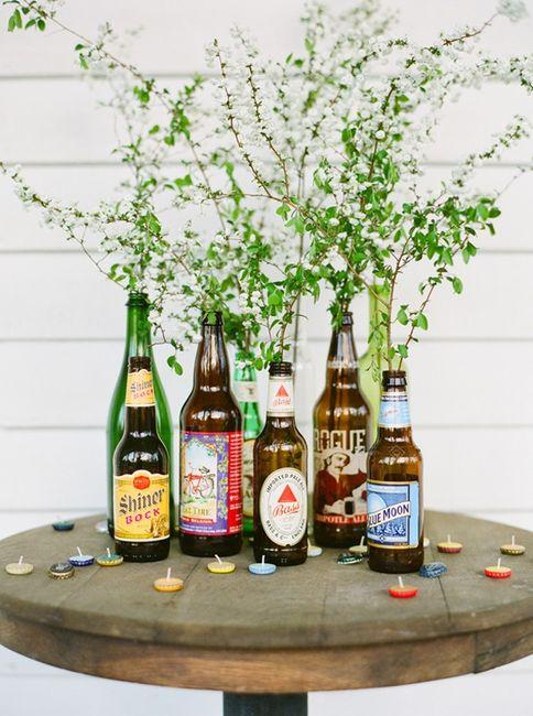 Cerveza en el casamiento? sorprendé con estas ideas! 6