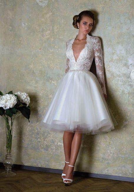 segundo vestido de novia: ¿sí o no? - moda nupcial - foro bodas