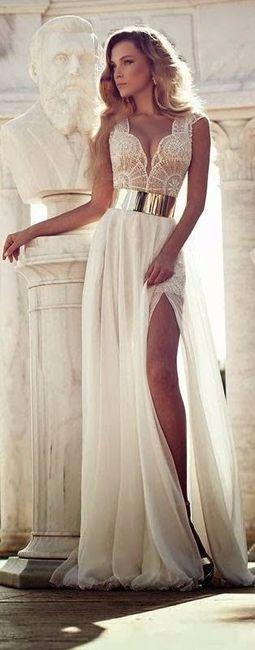 Tipos de blanco para el vestido de novia! - Moda nupcial - Foro ...