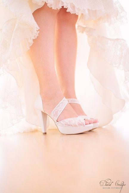 Dime los zapatos que más te gustan y te diré qué tipo de novia eres 1