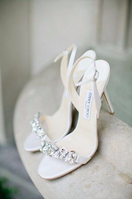 Dime los zapatos que más te gustan y te diré qué tipo de novia eres 2