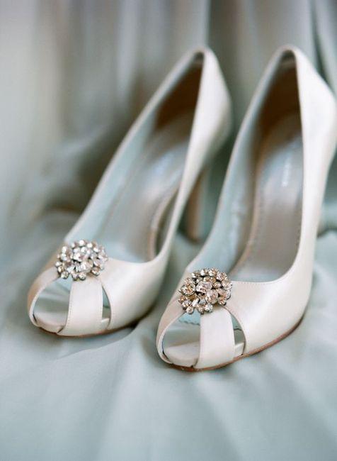 Dime los zapatos que más te gustan y te diré qué tipo de novia eres 3