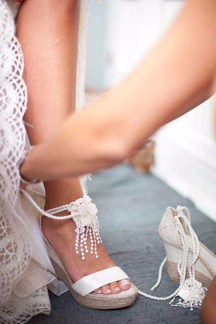 Dime los zapatos que más te gustan y te diré qué tipo de novia eres 5