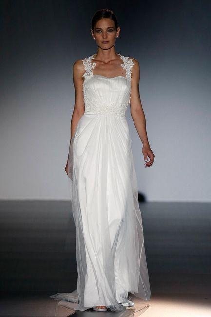 Vestido novia cabotine 2016