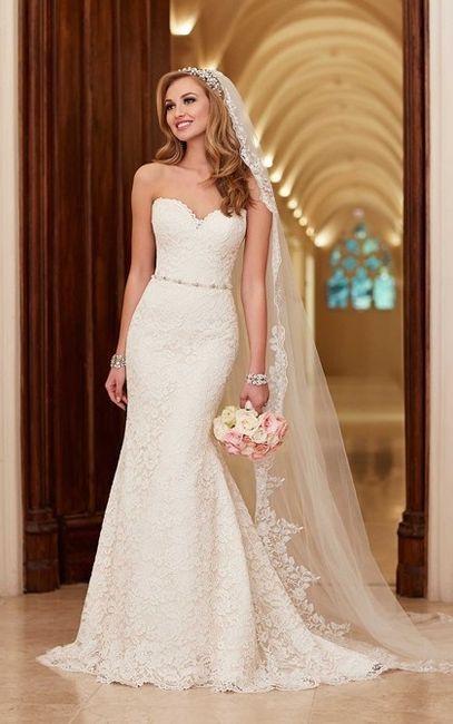vestidos de novia stella york - primavera 2016! - moda nupcial