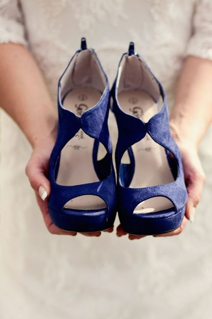 25 zapatos azules para novias - página 5 - moda nupcial - foro bodas