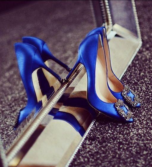 ce74e0eec0 25 zapatos azules para novias - Moda nupcial - Foro Bodas.net