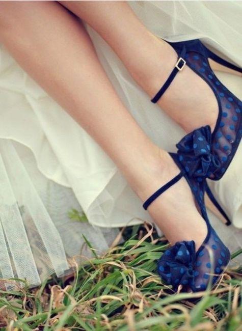 67016111 25 zapatos azules para novias - Moda nupcial - Foro Bodas.net