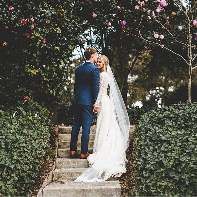 Aspyn Wedding: ¿Boda De Mañana O De Tarde?